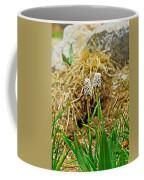 Glacial Wildflowers Coffee Mug