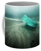 Glacier Beach Coffee Mug