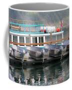 Glacier Boating Coffee Mug