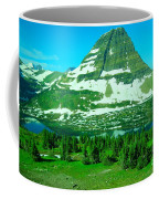 Glacier Formed Coffee Mug
