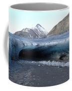 Iceland - Glacier Ice Cave 'entrance' #1 Coffee Mug