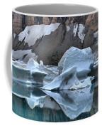 Glacier Iceberg Reflections Coffee Mug