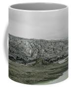Glacier In Iceland Coffee Mug