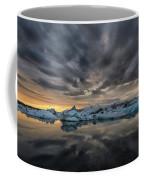 Glacier Lagoon Coffee Mug