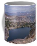 Glacier Lake 3 Coffee Mug