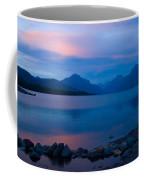 Glacier - Lake Mcdonald Dawn Coffee Mug