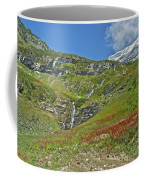 Glacier National Park Coffee Mug