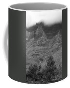Glacier National Park Montana Vertical Coffee Mug