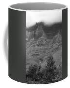 Glacier National Park Montana Vertical Coffee Mug