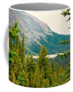 Glacier Np View Coffee Mug