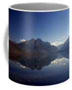 Glacier Reflections 2 Coffee Mug