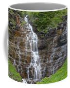 Glacier Waterfalls Coffee Mug