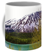 Glacier Waters Coffee Mug