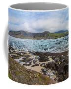 Glacier, Vatnajokull National Park, Iceland Coffee Mug