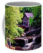 Glade Creek Grist Mill 004 Coffee Mug