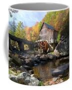 Glade Creek Grist Mill Coffee Mug