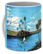 Glades Shark River Slough Coffee Mug