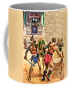 Gladiators Coffee Mug