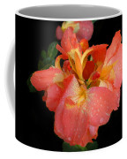 Gladiolus Bloom Coffee Mug