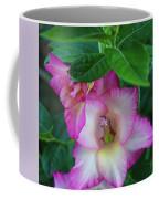Gladys Blooms In A Blueberry Bush Coffee Mug