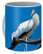 Glamorous Wood Stork Coffee Mug