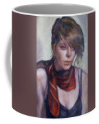 Modern Glamour  - Sale On Original Painting Coffee Mug