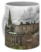 Glasgow Cathedral And Victoria Infirmary Coffee Mug