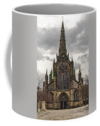 Glasgow Cathedral Front Entrance Coffee Mug
