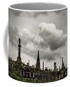 Glasgow Necropolis Graveyard Coffee Mug