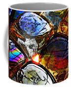 Glass Abstract 2 Coffee Mug