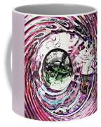 Glass Abstract 515 Coffee Mug