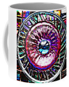 Glass Abstract 516 Coffee Mug