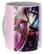 Glass Abstract 523 Coffee Mug