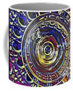Glass Abstract 587 Coffee Mug