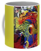 Glass Abstract 630 Coffee Mug