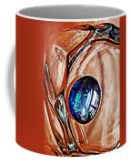 Glass Abstract 676 Coffee Mug