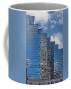 Glass Building Reflections Coffee Mug