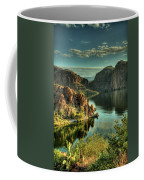 Glass Lake Coffee Mug