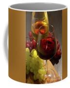 Red And White Wine Coffee Mug