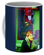 Glass Of Red Coffee Mug