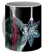 Glass Star Decoration Coffee Mug