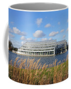 Glasshouse At Rhs Wisley Surrey Uk Coffee Mug