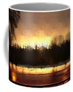 Glassy Dawn Coffee Mug