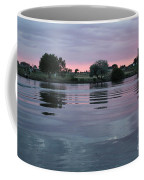 Glassy River Reflection Coffee Mug