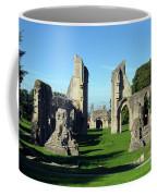 Glastonbury Abbey 1 Coffee Mug