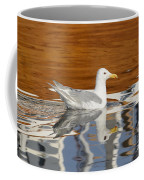 Glaucous-winged Gull Coffee Mug