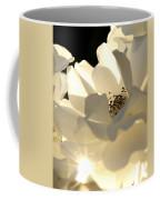 Gleaming White Coffee Mug