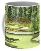 Glen Abbey Golf Course Canada 11th Hole Coffee Mug