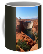 Glen Canyon Dam - Arizona Coffee Mug