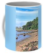Glen Cove Rocky Beach Coffee Mug